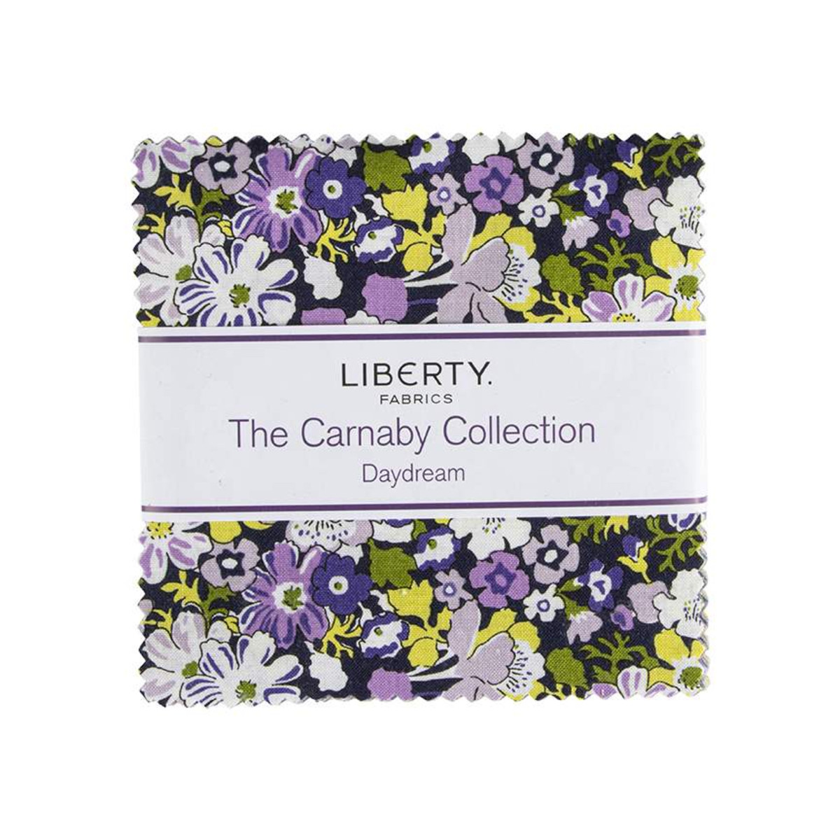 Riley Blake Charm Pack - The Carnaby Collection DAYDREAM by Liberty Fabrics