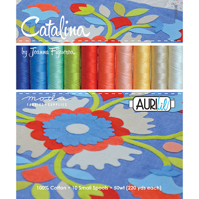 Catalina Collection 50wt Aurifil