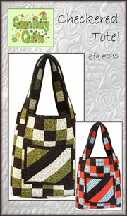 Checkered Tote PDF Version