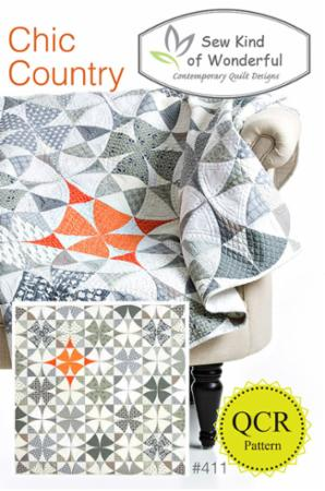 Chic Country Pattern by Sew Kind Of Wonderful