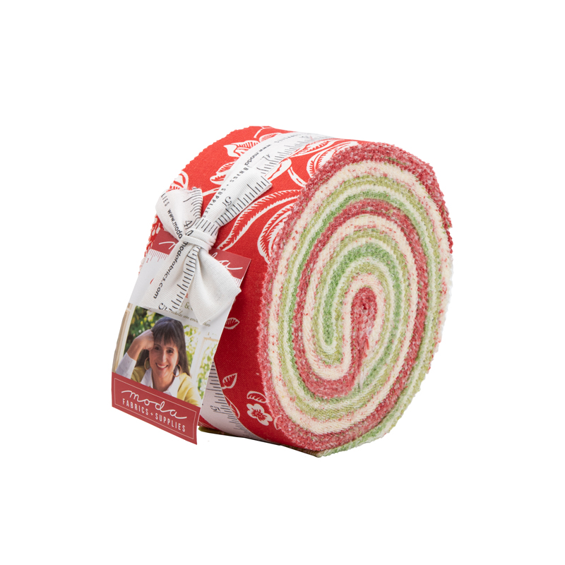 Moda Jelly Roll - Christmas Figs II by Fig Tree Quilts