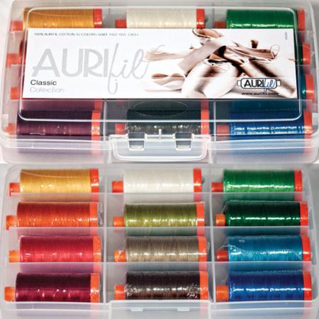 Classic Collection 50wt Aurifil