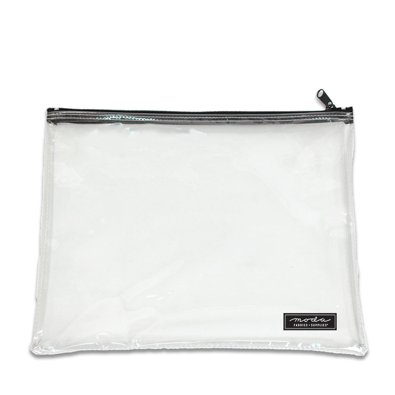 Clear Bag with Zipper
