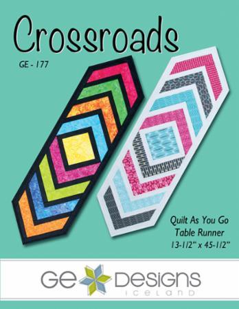 Crossroads Table Runner Pattern