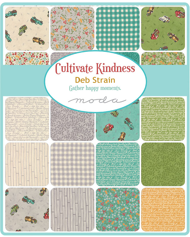 Moda Layer Cake - Cultivate Kindness by Deb Strain