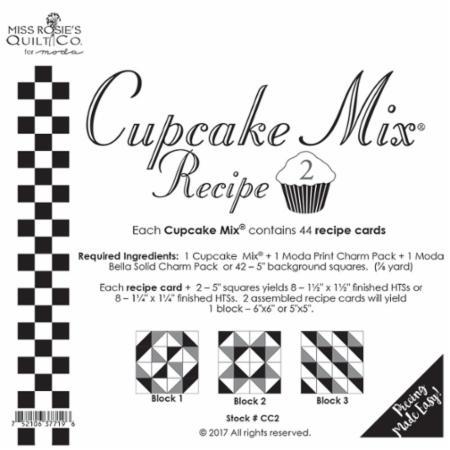 Cupcake Recipe Number 2