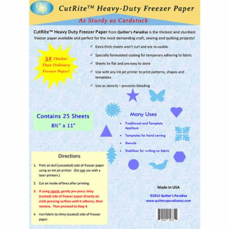 CutRite Heavy Duty Freezer Paper