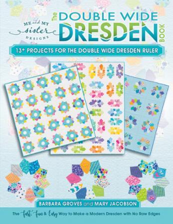 Double Wide Dresden Book