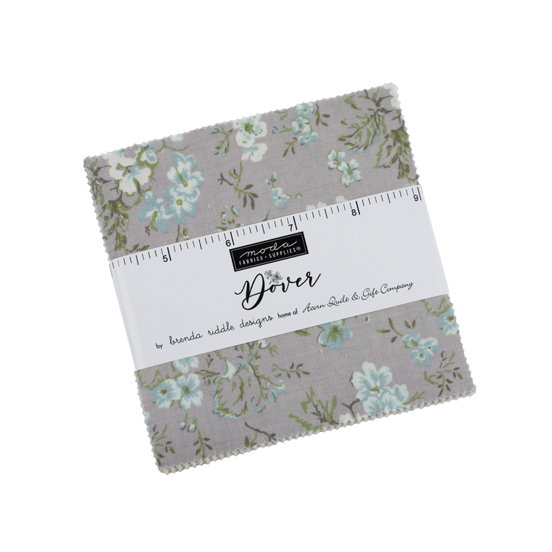 Moda Charm Pack - Dover by Brenda Riddle Designs