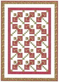 Dragonfly Fields Quilt Pattern