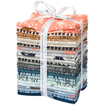 Robert Kaufman Fat Quarter Bundle - Driftless