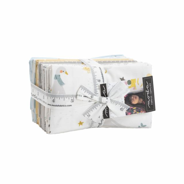 Moda Fat Eighth Bundle - Little Ducklings by Paper & Cloth