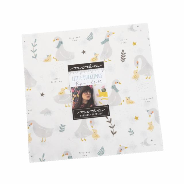 Moda Layer Cake - Little Ducklings by Paper & Cloth