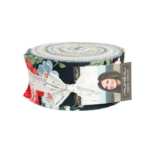 Moda Jelly Roll - Dwell In Possibility by Gingiber