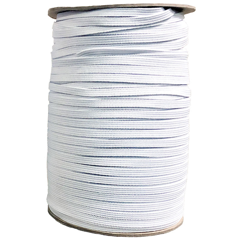 Soft White Elastic