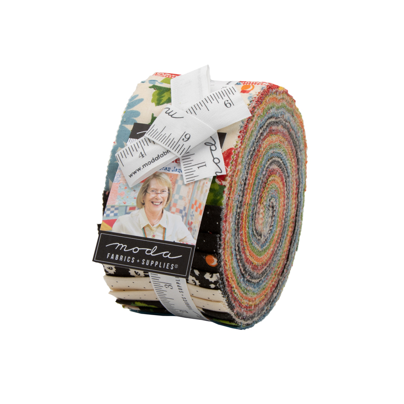 Moda Jelly Roll - It's Elementary by American Jane