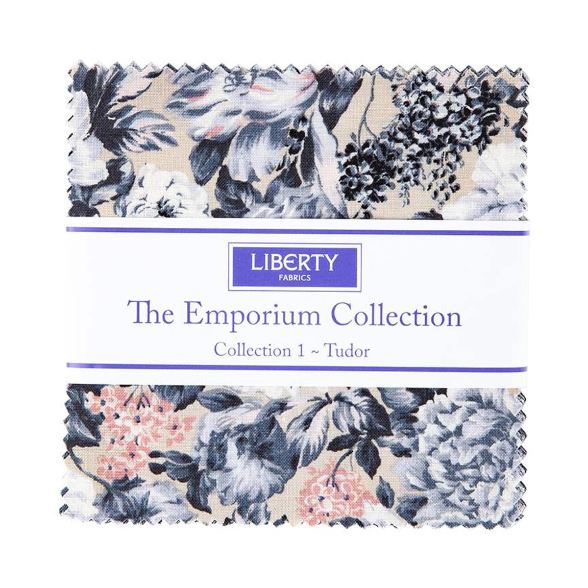 Riley Blake Charm Pack - The Emporium Collection ONE by Liberty Fabrics