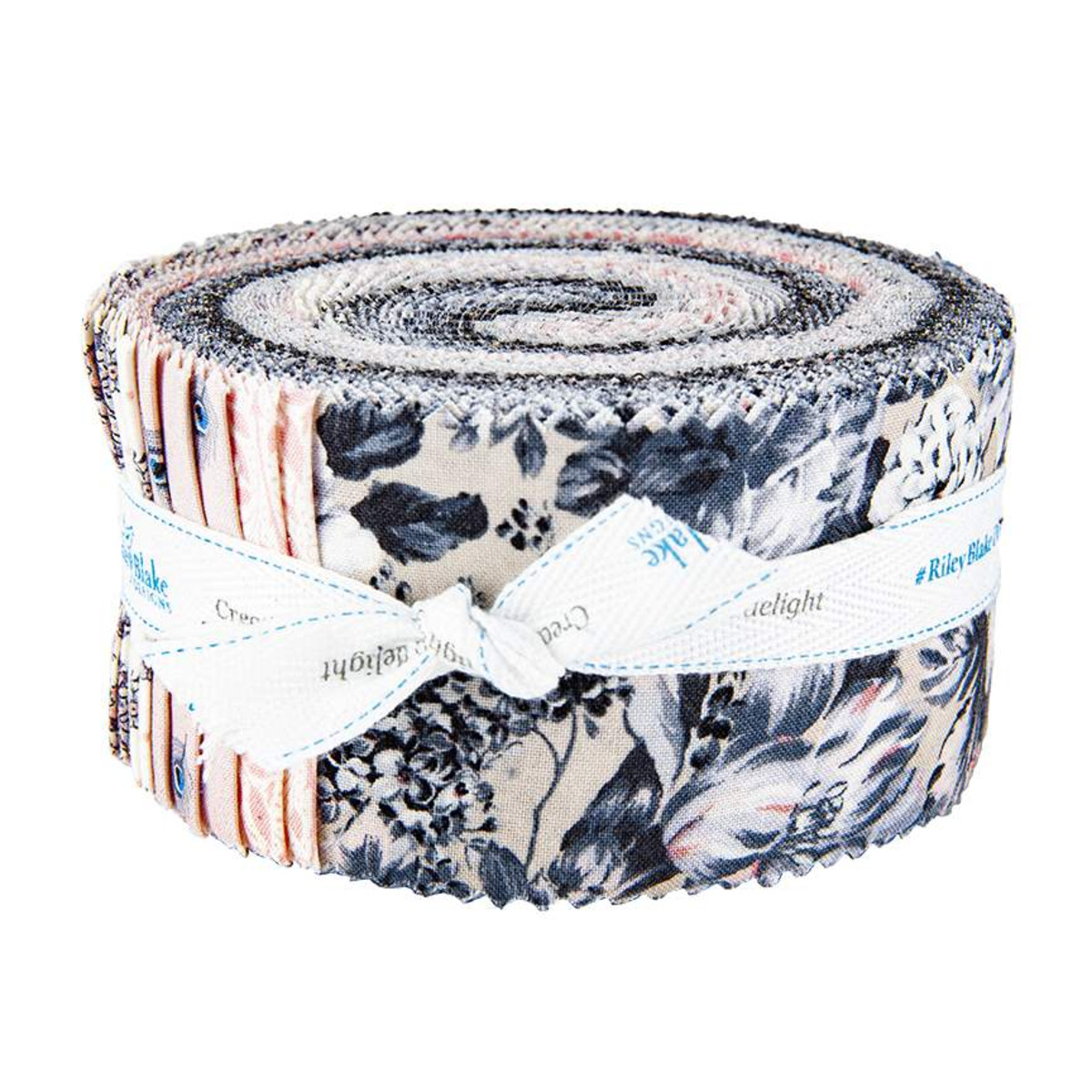 Riley Blake Jelly Roll - The Emporium Collection ONE by Liberty Fabrics