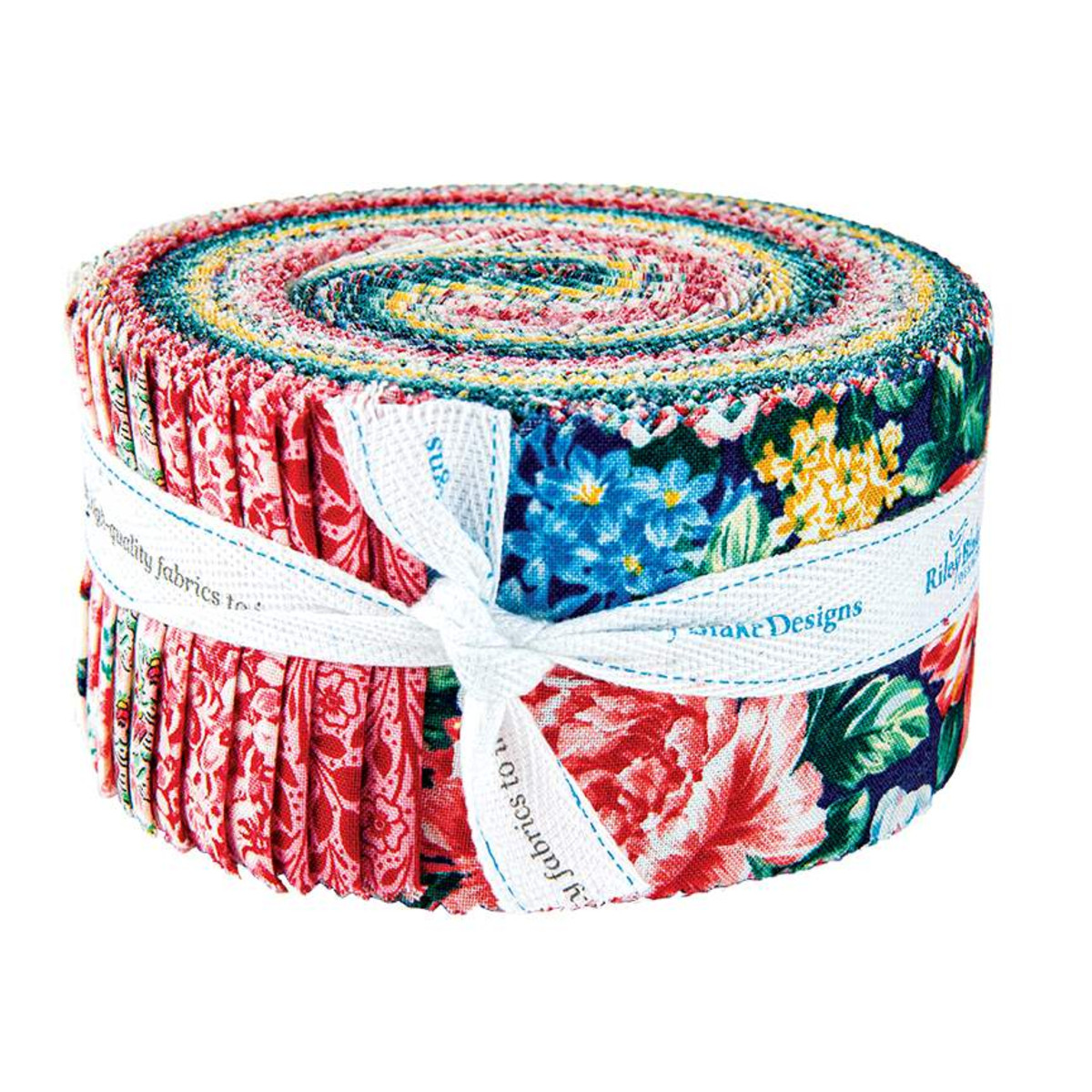 Riley Blake Jelly Roll - The Emporium Collection TWO by Liberty Fabrics
