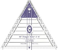Equilateral 60 Degree Ruler