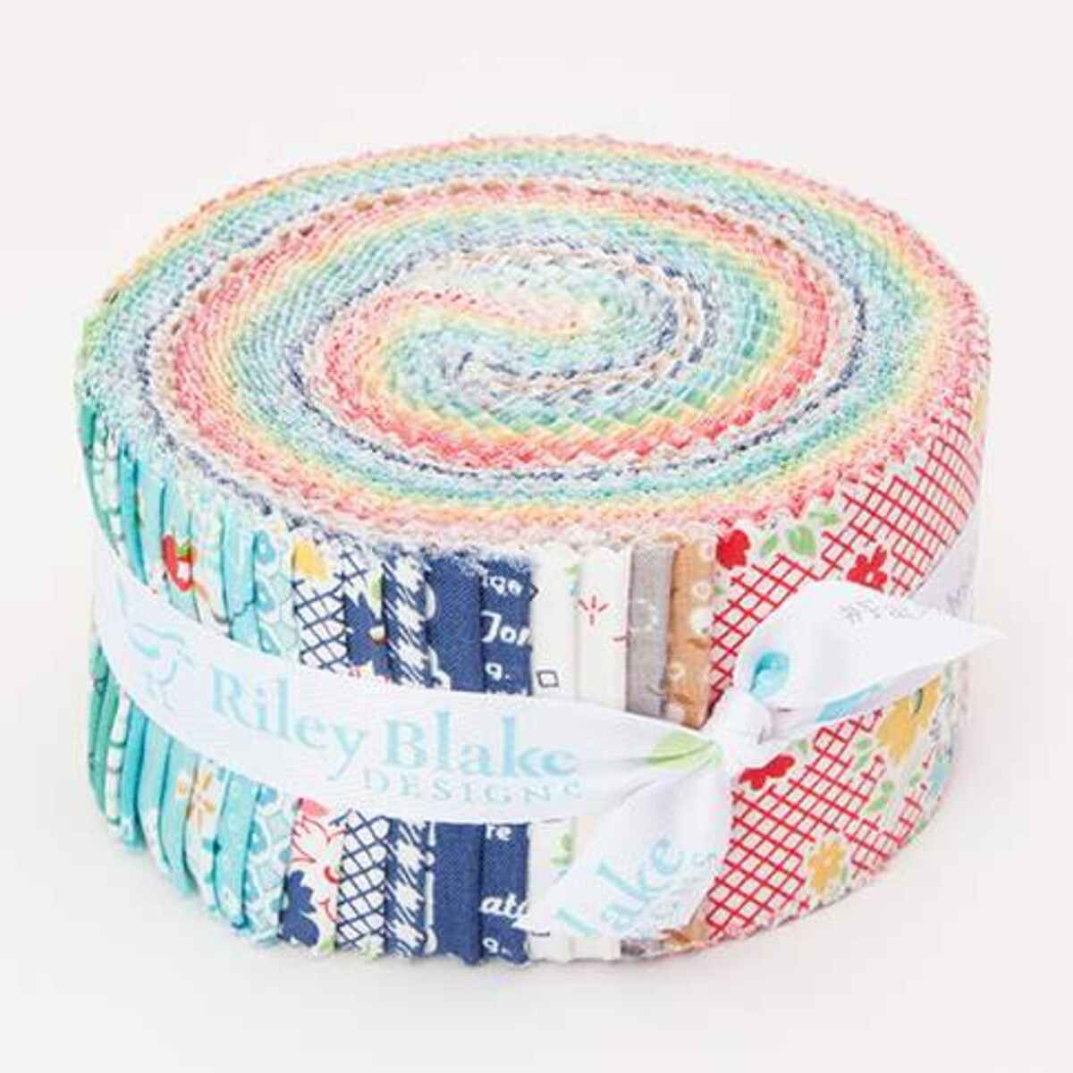 Riley Blake Jelly Roll - Farm Girl Vintage by Lori Holt
