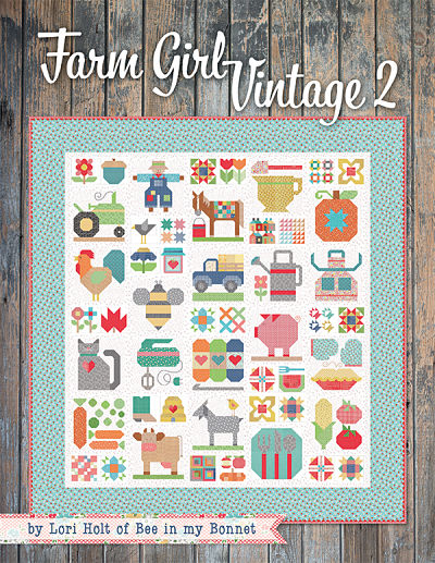 Farm Girl Vintage Volume TWO Book