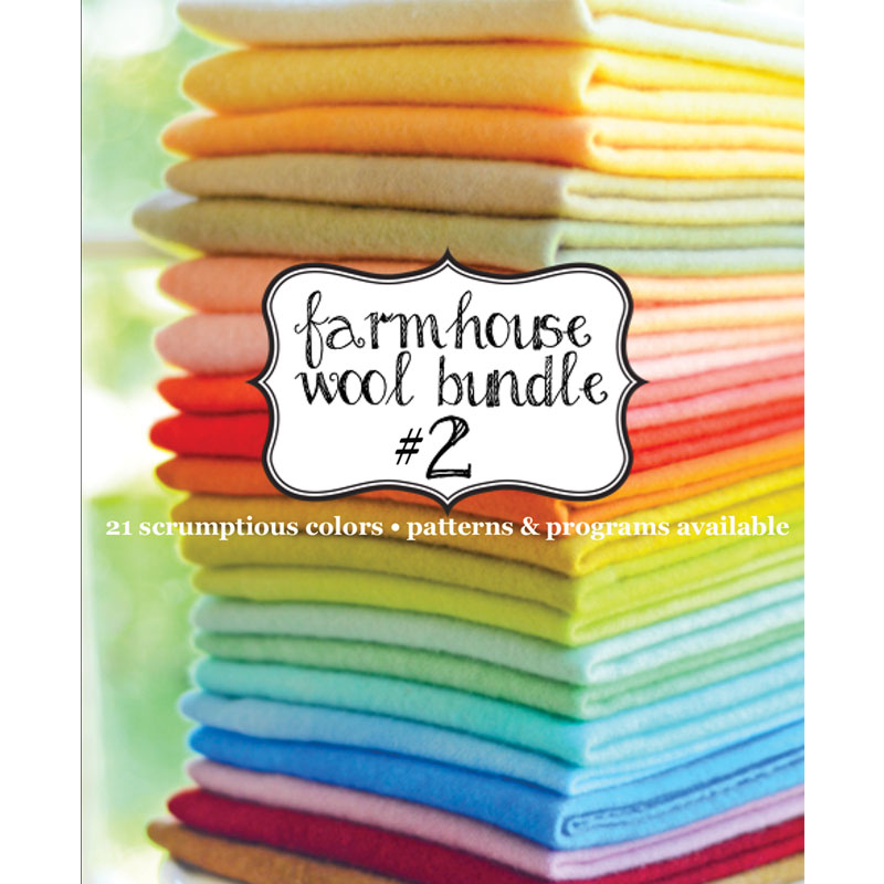 Farmhouse 2 Wool Bundle