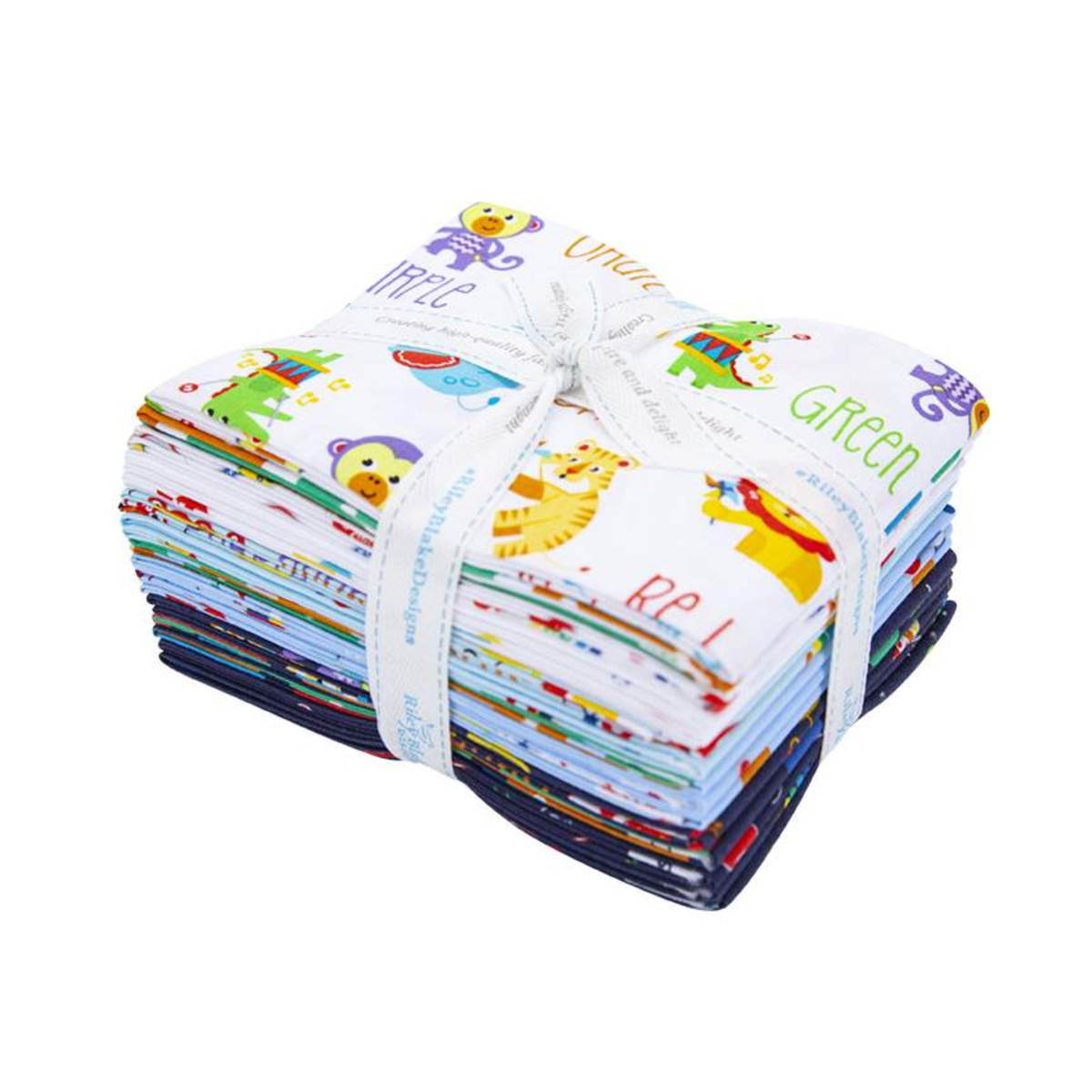 Riley Blake Fat Quarter Bundle - Fisher Price