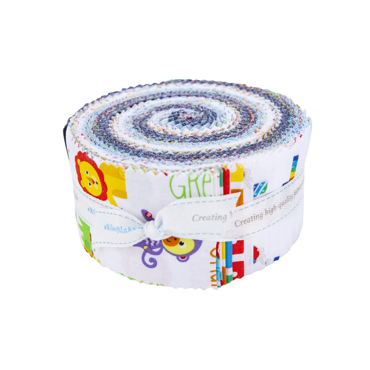 Riley Blake Jelly Roll - Fisher Price