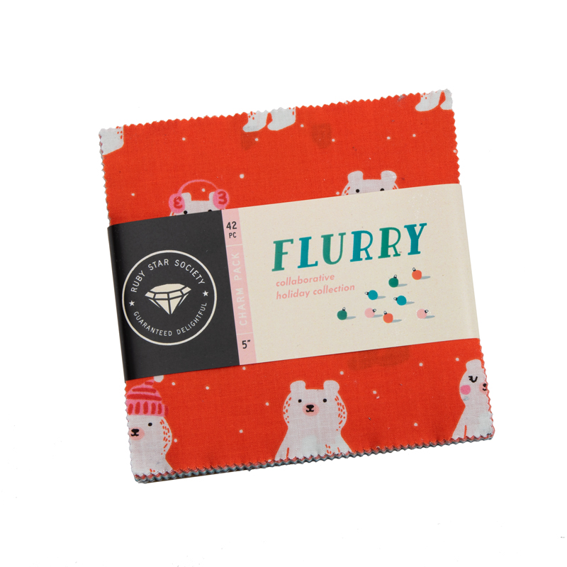 Moda Charm Pack - Flurry by Ruby Star Society