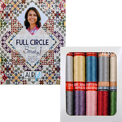 Full Circle Collection Aurifil 50wt Small Spools