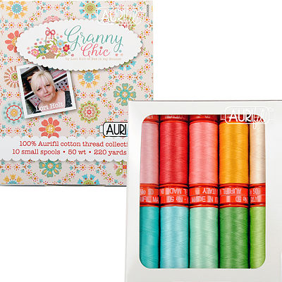 Granny Chic Collection 50wt Aurifil