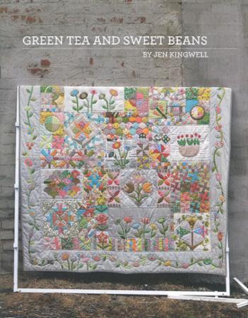Green Tea And Sweet Beans Book