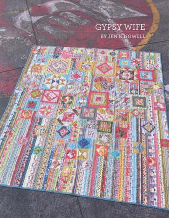 Gypsy Wife Book