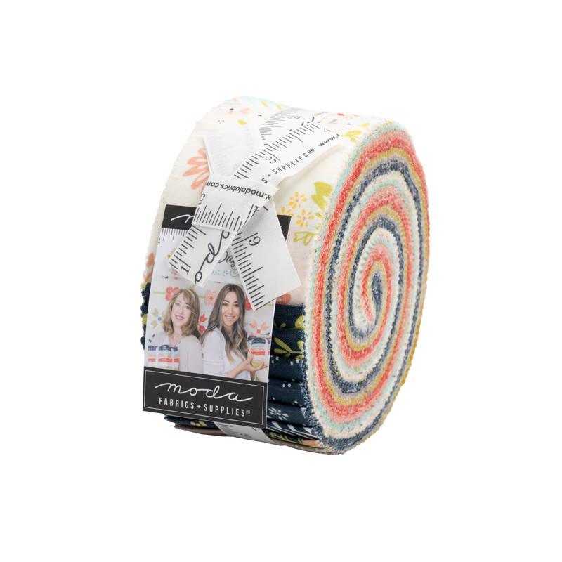 Moda Jelly Roll - Happy Days by Sherri & Chelsi