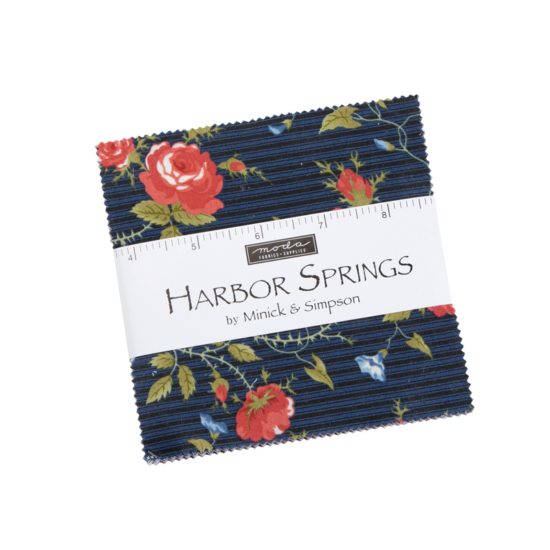 Moda Charm Pack - Harbor Springs by Minick & Simpson