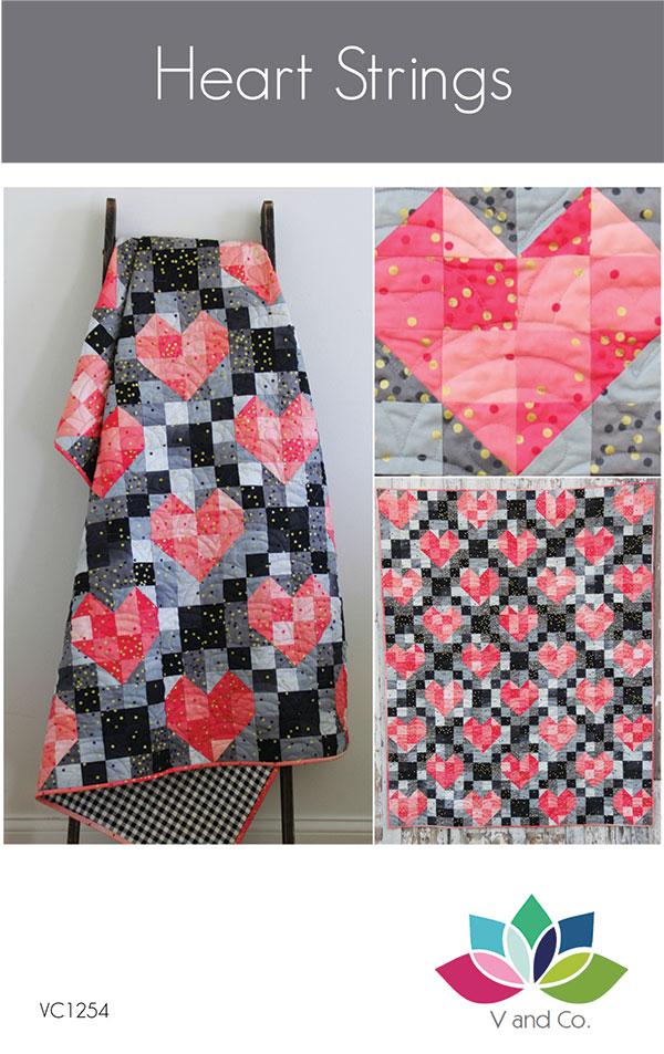 Heart Strings Pattern