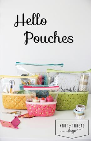 Hello Pouches Pattern