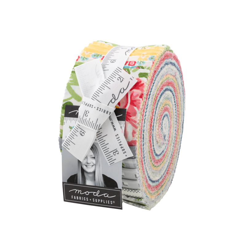 Moda Jelly Roll - Homestead by April Rosenthal
