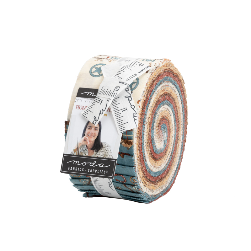 Moda Jelly Roll - Home On The Range by Deb Strain