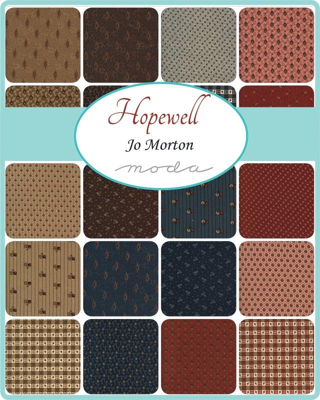 Moda Layer Cake - Hopewell by Jo Morton
