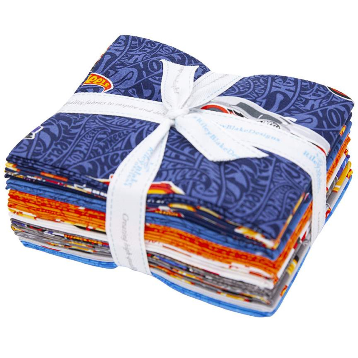 Riley Blake Fat Quarter Bundle - Hot Wheels