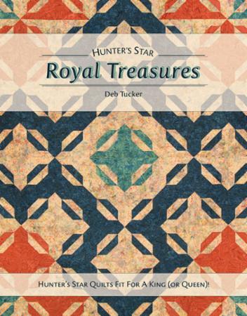 Hunters Star Royal Treasures Book