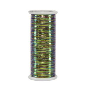 Superior Glitter Spool - 114 Rainbow (Variegated)
