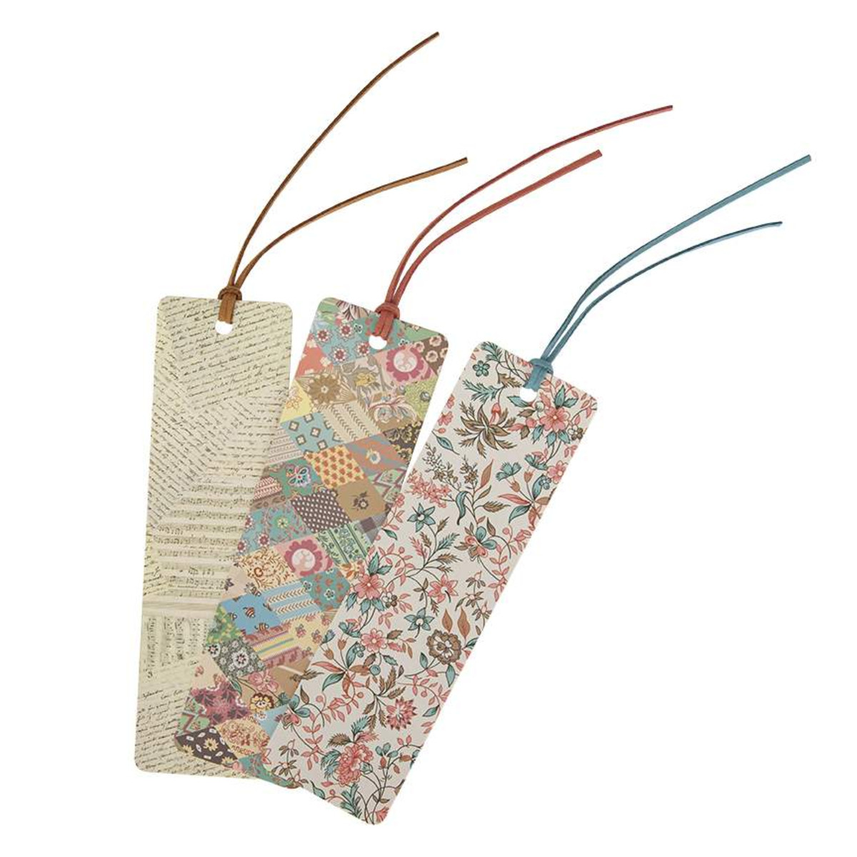 Jane Austen Bookmarks - Set of 3