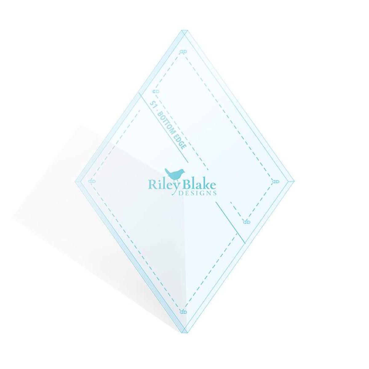 Riley Blake Jane Austen Acrylic Template