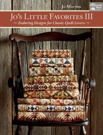 Jo's Little Favorites III Book