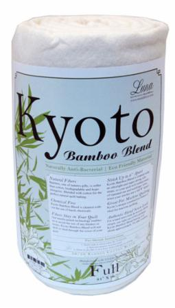 Kyoto Bamboo Blend Batting Full Size