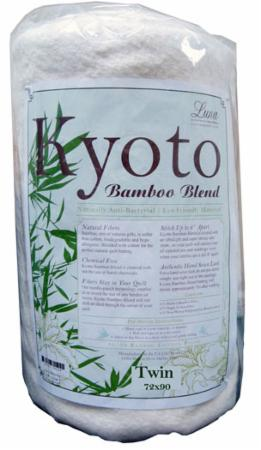 Kyoto Bamboo Blend Batting Twin Size