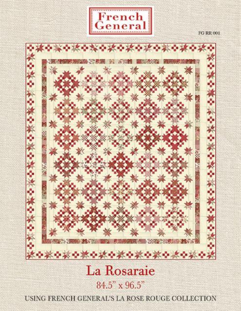 La Roseraie Pattern